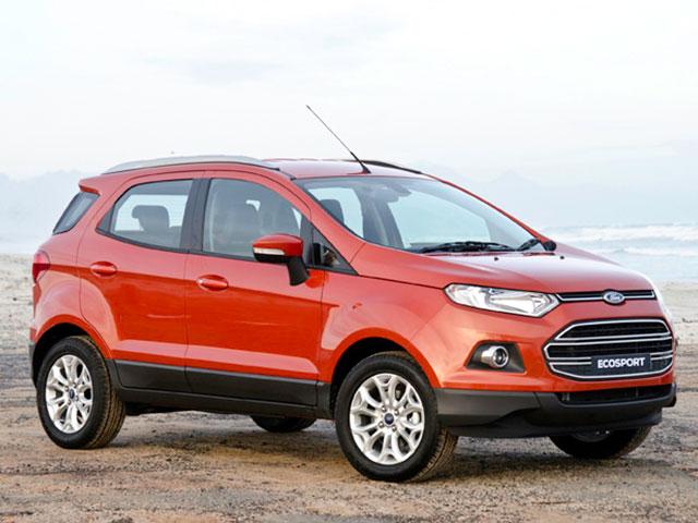 Ford Eco Sport | Desert 4x4 Upington